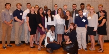2015 REU Students
