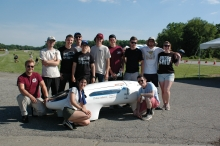 UMass Amherst Supermileage Vehicle Team